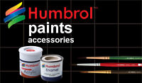 Humbrol Enamel Paints 14ml - Choose Your Colours - For Model Kits Etc.