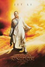 THE FORBIDDEN KINGDOM - Movie Poster - Flyer - 13.5x20 - JET LI