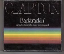 (HH65) Eric Clapton, Backtrackin' - 1984 Boxset CD