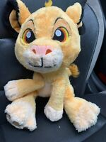 "Disney Authentic Simba Plush Toy Doll - 7"" H The Lion King Stuffed Animal"
