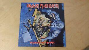 IRON MAIDEN No Prayer For The Dying 1990 UK 1ST PRESSING VINYL LP EMD1017