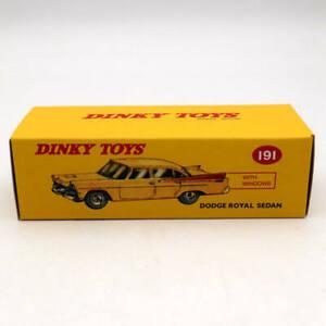 DeAgostini Dinky toys 191 Dodge Royal Seden 1/43 Diecast Models Collection