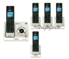 Vtech Dect Ls6425-3 5 Cordless Phones w/ Talking Caller Id & Answering Machine
