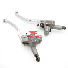 Hydraulic clutch Brake Master Cylinder levers For Dirt Bike Honda Yamaha Suzuki