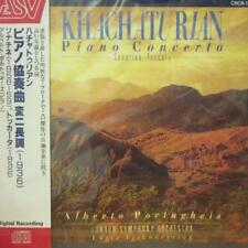 Sonatina Toccata(CD Album)Piano Concerto-ASV-CRCB-121-Japan-1992-New