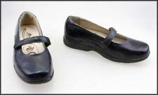 Velcro Medium Width (B, M) Solid Flats for Women