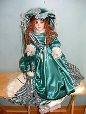 "JANIS BERARD FROM AMERICAN ARTISTS COLLECTION BY KAIS 24"" Porcelain Doll"