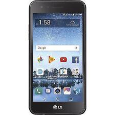LG Rebel 3 4G LTE TracFone Smartphone  LGL158VL Black !!
