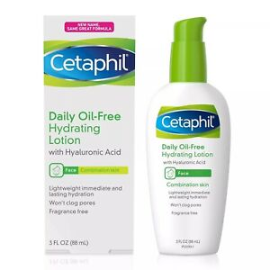 Daily Oil-Free Hydrating Lotion with Hyaluronic Acid 3 fl oz.