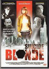 SUICIDE BLONDE (DANS LA LIGNEE DES FILMS DE TARANTINO) SPECTACULAIRE