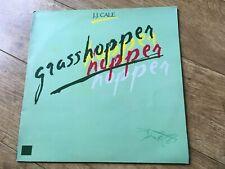 JJ Cale Grasshopper Vinyl Record LP, very good condition