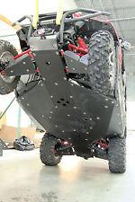 Kawasaki Teryx 4 UHMW rock slider skid plate SSS Off Road