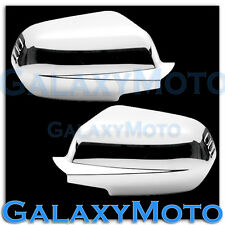 12-14 HONDA CRV LX Non Painted Mirror Triple Chrome plated Full Mirror Cover