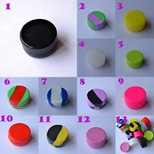Silicone Box Mini Portable Food Medicine Cosmetics Storage Ashtray Smoke 7ML