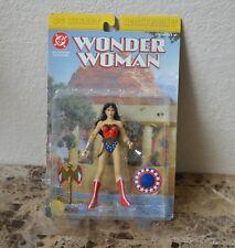 """DC Direct Universe WONDER WOMAN 6"""" Action Figure 1999 Justice League Amazon NEW"""