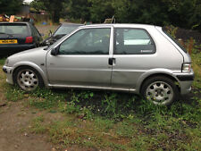 peugeot 106 quicksliver / gti  Breaking For Spares