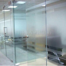 Wasserdicht Fensterfolie Milchglasfolie Sichtschutzfolie Spiegelfolie 45*200CM