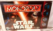 NIB Star Wars The Force Awakens MONOPOLY Limited Collector's Edition Rare