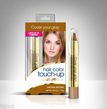 Irene Gari Hair Color Touch Up .10oz. Water Proof (Medium Brown)