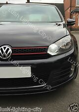 VW GOLF H15 Led DRL DAY TIME RUNNING Luce Canbus Errore FRE 50W MK6 MK7 mainbeam