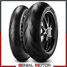 Pirelli Diablo Rosso Corsa 1207017 1805517 Gomme Moto Pneumatici Radiali 2018 19