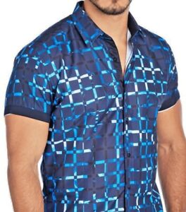 Men's Premium Shirt,Italian Style,Modern,Slim Fit...C6