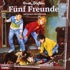 Hörbücher & Hörspiele Fünf Freunde Audio-CD mit Kinder- & Jugendliteratur