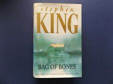 | @Oz |  BAG OF BONES By Stephen King (1998), HC