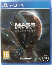 Mass Effect Andrómeda. Ps4. Fisico. Pal Es
