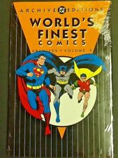 World's Finest vol. 2 DC Archive Ed; 216 pg HC; WF #86-101 from 1957-59; $50 bk!