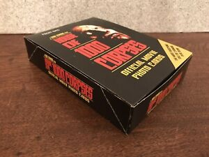 FRIGHT RAGS HOUSE OF 1000 CORPSES TRADING CARD RETAIL BOX & WRAPPER SET Bonus