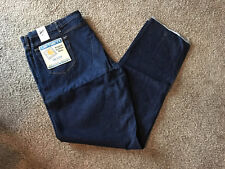 Men's Carhartt Rugged Outdoor Wear Traditional Fit Jeans Size W50 - Unhemmed