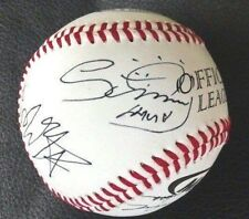 SNSD All 9 members Girl's Generation Autographed Ball by hand themselves RARE!