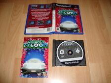CARWASH TYCOON DE AQUA PACIFIC PARA LA SONY PS2 USADO COMPLETO
