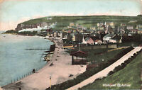 Rare Lovely Vintage Postcard - Whitehead - Co. Antrim Northern Ireland (1910).