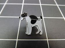 "Brand New Lapel Pin Favorite Dog "" Fox Terrier "" Enameled Lifetime Guarantee"