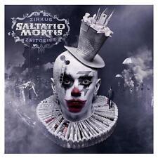 Zirkus Zeitgeist von Saltatio Mortis (2015) CD Neuware