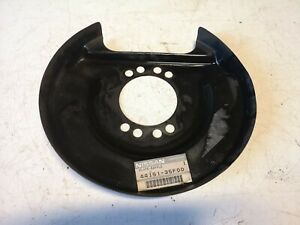 Nissan 200sx S14 S14a Rear Brake Shield Heat Dust Cover