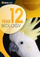Year 12 Biology Student Workbook by Kent Pryor, Tracey Greenwood, Richard Allan