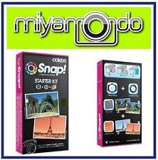 Cokin 40.5mm Snap Filter Kit For Nikon J1 V1 J2 V2 Mirrorless Camera
