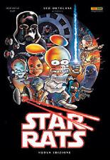 Star Rats 3°edizione  di Leo Ortolani*Ratman* ed.Panini