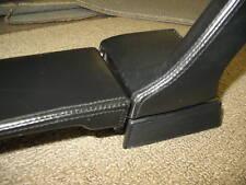1974 - 1994 911 Porsche Leather Driver's Door Handle/Armrest Black