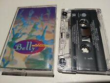 BELLY Star CASSETTE TAPE 1994 Sire TANYA DONELLY The Breeders GRUNGE aLTERNATIVE
