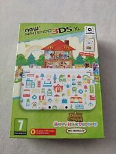 New Nintendo 3DS XL Animal Crossing Happy Home Designer Edition
