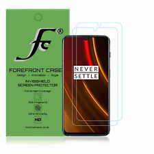 OnePlus 6T McLaren Hydrogel Screen Protector [2 Pack] Guard Cover Hd Clear Thin
