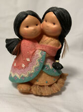 "Vintage Enesco Friends Of The Feather 1994 ""Gotta Have A Hug� Figurine #115746"
