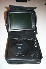 New listing Craig Cmd420 Portable Dvd Player with Dual Tft Displays