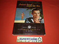 007 JAMES BOND CONTRE DOCTOR DR. NO. ULTIMATE EDITION COLLECTOR 2 DVD