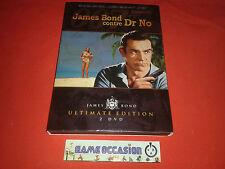 007 JAMES BOND CONTRE DOCTEUR DR NO ULTIMATE EDITION COLLECTOR 2 DVD