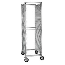 Cres Cor 200-1833A 31 Capacity Intermediate Height Mobile Utility Rack